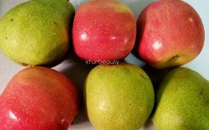 Apples, Pears