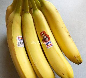 Once again, bananas!