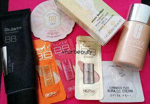 BB Creams, Foundations for Acne Skin