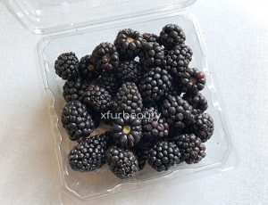 Blackberries, anyone?