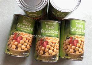 Trader Joe's Organic Garbanzo Beans, Sea Salt
