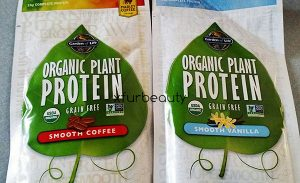 Garden of Life Organic Protein Grain Free Smooth Coffee, Smooth Vanilla
