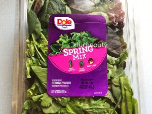 Spring Mix baby!