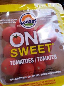 Sunset Sweet Tomatoes