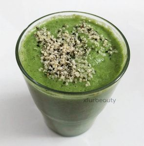 My Healthy Green Smoothie