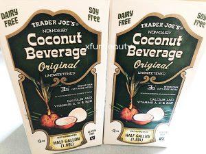 Trader Joe's Original Non-Dairy Coconut Beverage