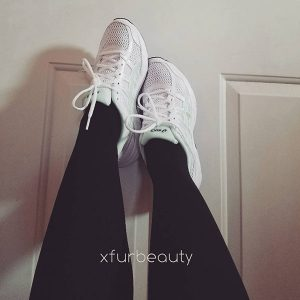 One of my favorite shoes. I love the white and mint green. So pretty!