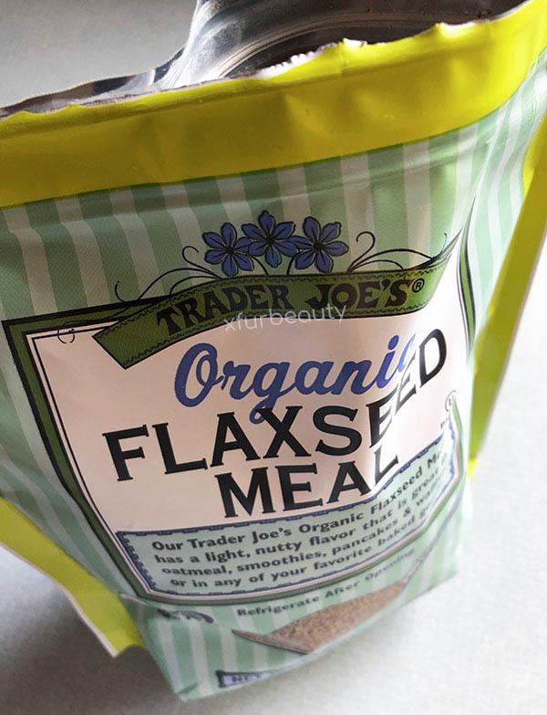 Trader Joe's Organic Flaxseed Meal