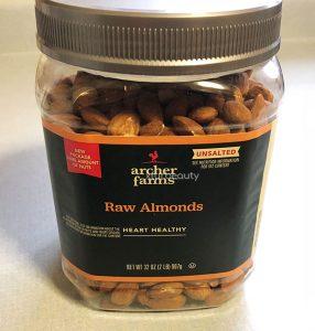 Archer Farms Raw Almonds