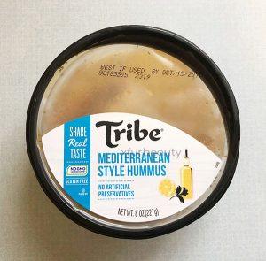 Tribe Mediterranean Style Hummus