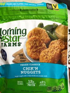 MorningStar Farms Chik'n Nuggets