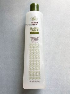 Trader Joe's Tea Tree Tingle Shampoo