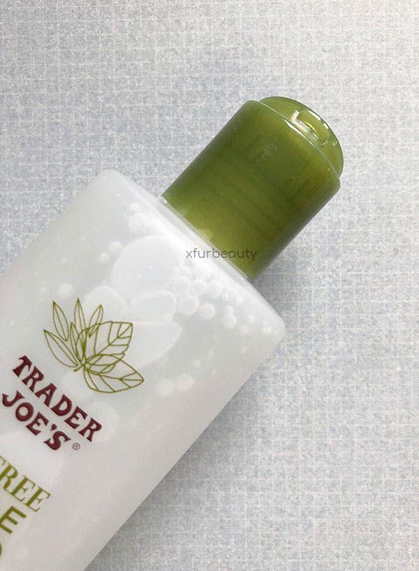 Trader Joe's Tea Tree Tingle Shampoo