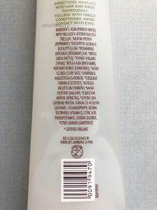Trader Joe's Tea Tree Tingle Shampoo, Ingredients