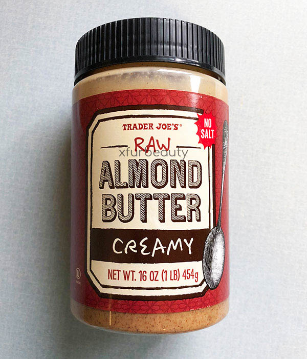 Trader Joe's Raw Creamy Almond Butter