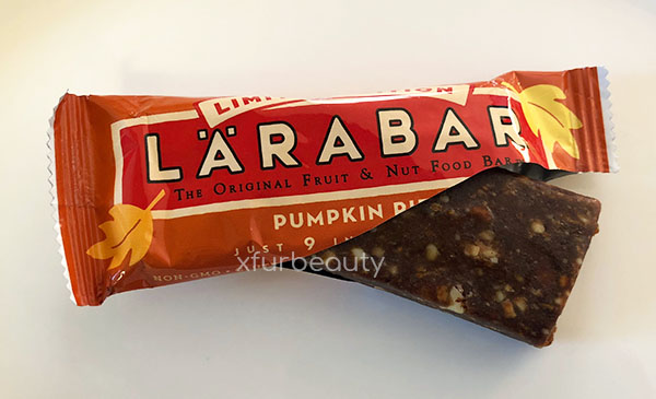 Larabar Pumpkin Pie