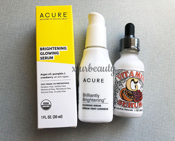 Facial Brightening Skin Care Products