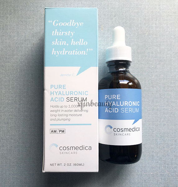 Cosmedica Pure Hyalutonic Acid Serum