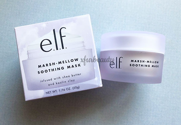 elf Marshmellow Soothing Mask