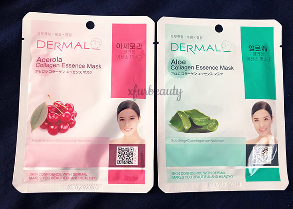 Dermal Acerola & Aloe Sheet Mask