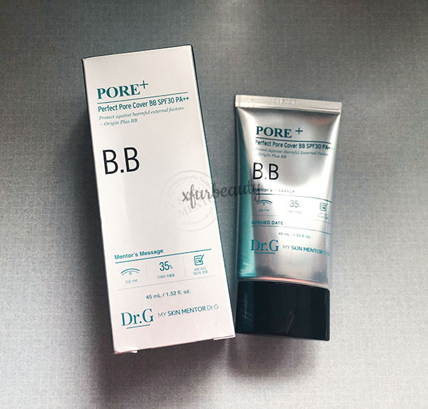 Dr G Perfect Pore Cover BB Cream
