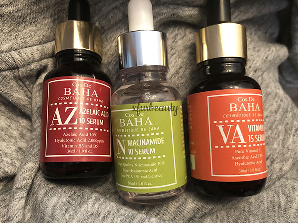 Cos De Facial Serums