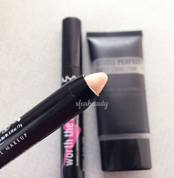 NYX Cosmetics Mascara, Lip Primer, Face Primer