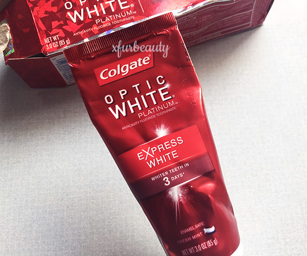 Colgate Optic White Express White