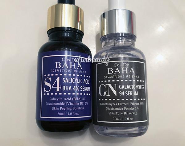 Cos De BAHA Salicylic Acid & Galactomyces