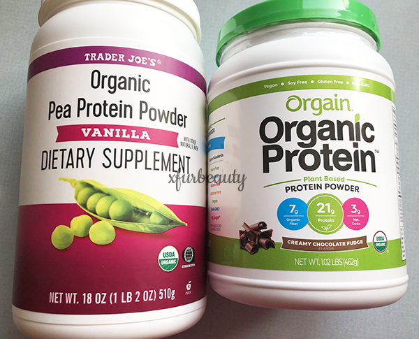 Vegan Protein Supplements