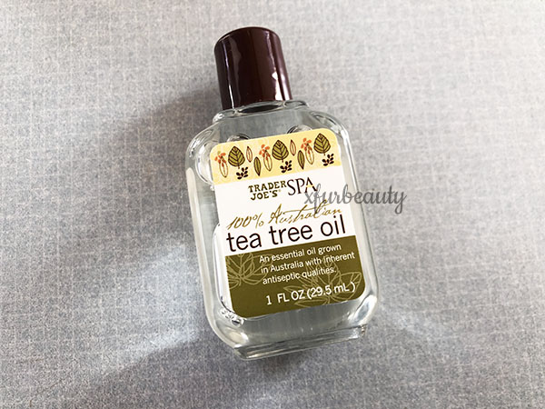Trader Joe's Tea Tree Oil