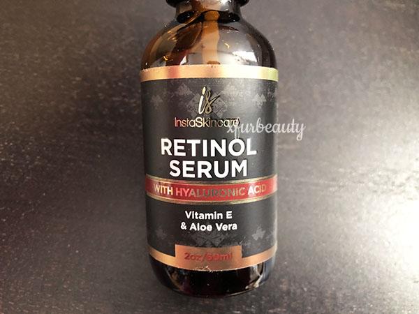 InstaSkincare Retinol Serum