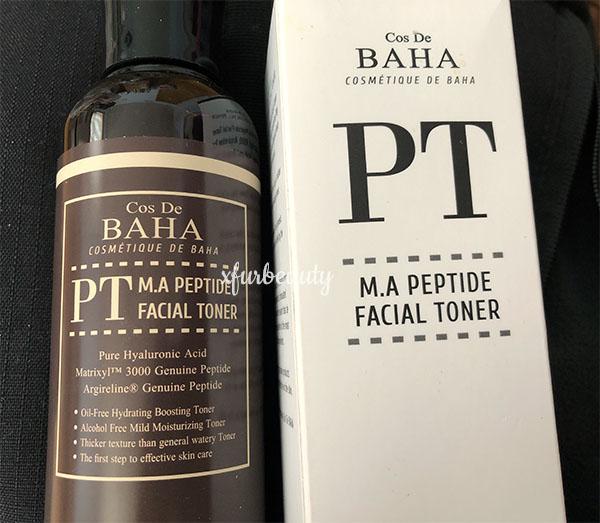 Cos De BAHA MA Peptide Facial Toner
