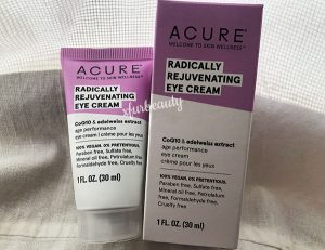 Acure Radically Rejuvenating Eye Cream
