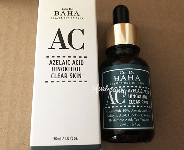 Cos De BAHA Clear Skin Serum