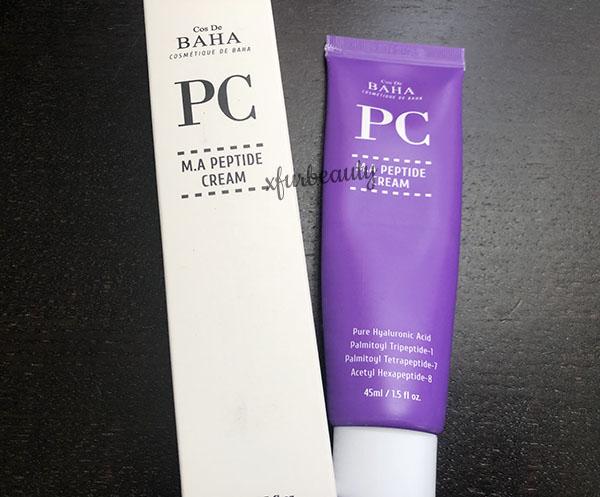Cos De BAHA MA Peptide Cream