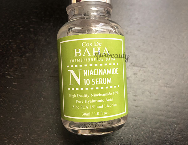 Cos De BAHA Niacinamide 10 Serum
