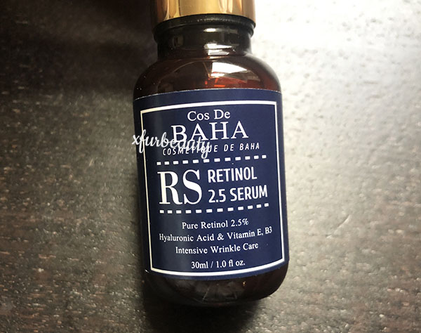 Cos De BAHA Retinol 2.5 Serum