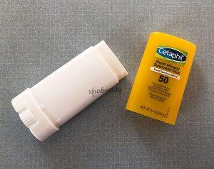 Cetaphil Sheer Mineral Sunscreen Stick SPF 50