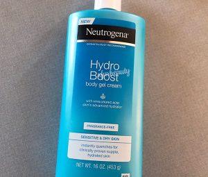 Neutrogena Hydro Boost Body Gel Cream Fragrance Free