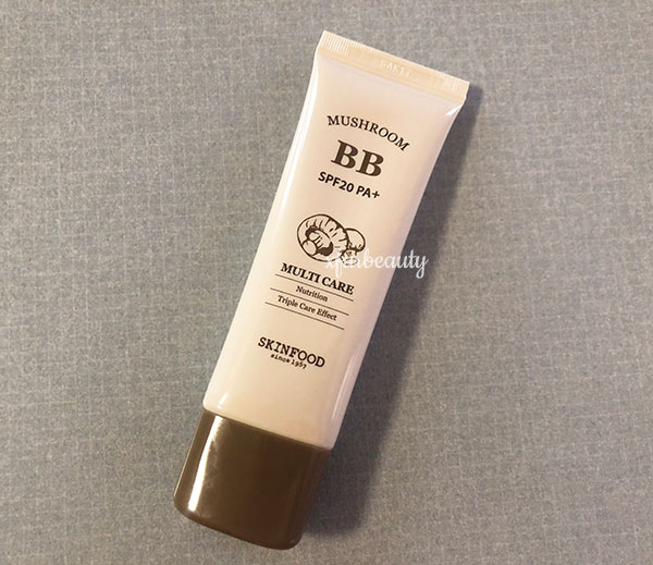 Skinfood Mushroom Multi Care BB Cream SPF 20 PA+